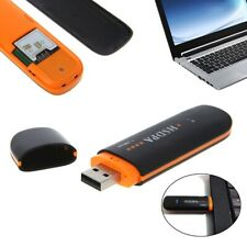 USB STICK HSDPA SIM Modem 7.2Mbps 3G Wireless Network Adapter with TF SIM Card