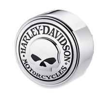 1993 - 2018 Harley Davidson Willie G chrome horn cover softail flst touring flhx