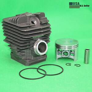 Engine Assy Crankcase Cylinder Piston Set For Stihl 066 MS660 Chainsaw 92CC