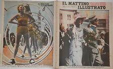 1931 Umberto Savoia Maria Jose Fiera del Levante Palazzo di Napoli Colonie di e