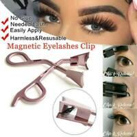 Magnetic Eyelash Set Curler Clip Quantum Kit False Eyelashes Eye Lashes Tool UK