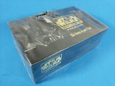 SEALED Decipher Star Wars CCG Premiere Limited Booster Box SWCCG Box Damage