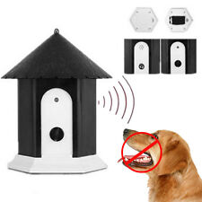 Outdoor Ultrasonic Pet Dog Bark Deterrent Controller Stop Barking Control Device