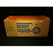 5000 Derby Single Edge Razor Blades for Straight Razors - PRIORITY Shipping