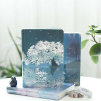 """""""Nature Chat"""" 1pc Hard Cover Cute Journal Diary Blank Papers Notebook Notepad"""