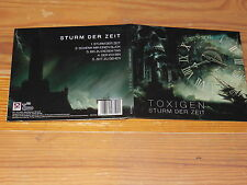 TOXIGEN - STURM DER ZEIT / DIGIPACK-EP-CD 2016