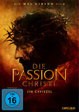 Die Passion Christi (Mel Gibson, James Caviezel, Monica Bellucci) DVD NEU + OVP!