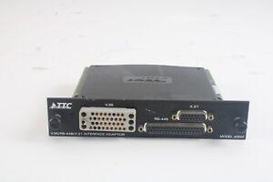 TTC 42522 v.35 / RS-449 / X.21 Interface Adaptor / Module