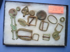 Collection of Revolutionary War Dug Artifacts from Forts and Campsites in New Yo