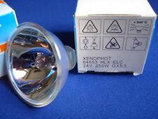 XENOPHOT 64653 HLX ELC 24V 250W GX 5.3 bulb OSRAM 24V250W  lamp  light