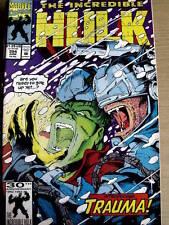 The Incredible Hulk n°394 1992 ed. Marvel Comics [G.182]