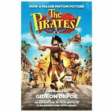 The Pirates! Band of Misfits [Movie Tie-