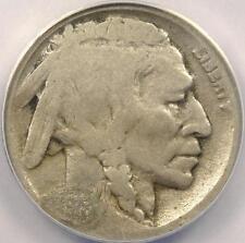 1918/7-D Buffalo Nickel 5C - ANACS AG3 - Rare Overdate Variety Coin