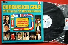 EUROVISION GALA 29 WINNERS 1956/1981 UNIQUE EXYUGO 2LP