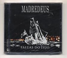 Cd MADREDEUS Faluas do tejo – Lisboa 2005 Teresa Salgueiro NUOVO