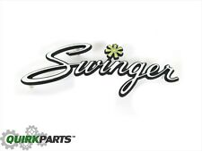 1970-1975 Dodge Dart Swinger Deck Lid Quarter Panel Emblem Decal MOPAR OEM NEW