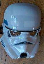 Star Wars Stormtrooper Mask 2015 Plastic Halloween Movie Film Science Fiction