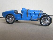 885Q Eligor No 1025 Made in France Bugatti 35B Course 1927 Bleu 1:43