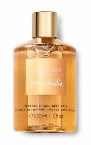 Victoria's Secret New! BARE VANILLA Refreshing Gel Body Wash 300ml