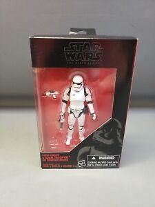 "Star Wars Black Series 3.75"" First Order Stormtrooper Action Figure NIB"