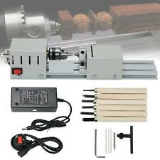 6 In 1 Multi Metal Mini Lathe DIY Wood Model Making Drilling Milling Machine