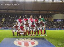 FOOTBALL    CP  EQUIPE DE  AS  MONACO  20/04/2017