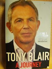 A Journey by Tony Blair (Paperback, 2011)