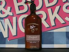 1 Bath Body Works Aromatherapy Comfort Vanilla Patchouli Lotion Essential Oils