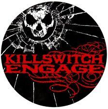 KILLSWITCH ENGAGE Ltd Ed RARE New Sticker +FREE Metal/Rock Stickers! Incarnate