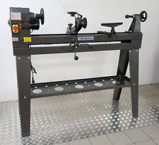 Bulkston Drechselmaschine KDM 1100 V Holz Drehbank Drehmaschine Drechselbank