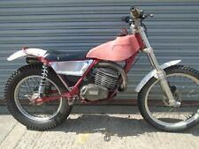 Fantic 125 TWINSHOCK trials bike