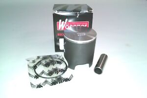 WOSSNER HONDA PISTON KIT CR250R CR 250 '02-04 STD 'A' 66.40MM FORGED COATED