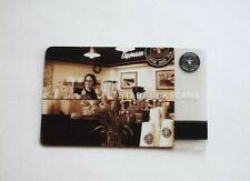 New Limited Seattle First Starbucks Pike Place Balance $0 Gift Card