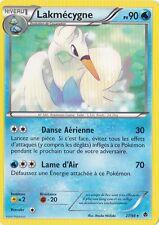 Lakmécygne - N&B:Pouvoirs Emergents - 27/98 - Carte Pokemon Neuve Française