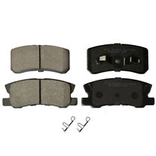 Premium Ceramic Disc Brake Pads REAR New Set Plus Shims Fits Chrysle Mit KFE868