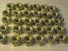 30 NOS MOPAR 10.32 NUTS CHRYSLER DODGE PLYMOUTH 66 67 68 69 70 71 72 73 74 75 76