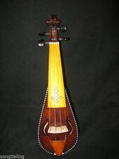 "Fancy Pochette,SONG brand Mini violin 7"",bowl type back #4454"
