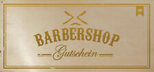 50 Edle Gutscheinkarten, Barbershop, Barber, Frisör, Barber