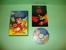 The Secret of NIMH (DVD, 1998)