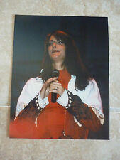 Kathy Mattea 8x10 Country Music Concert Photo Picture
