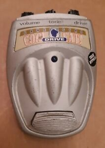 Danelectro Cool Cat Drive V1 overdrive guitar effect pedal