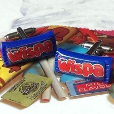 Unique! WISPA CUFFLINKS handmade CADBURYS sweets CHOCOLATE retro NOVELTY gift