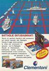 X2781 Clementoni - Battaglia navale - Pubblicità 1992 - Advertising