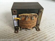 Williams Pinball Machine Transformer USED 5610-10355-00 #2054