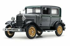 1931 FORD MODEL A TUDOR SUN STAR 6106GY 1/18 scale DIECAST CAR