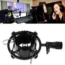 Shock Mount Holder Stand for 43-55mm Large Diaphragm Condenser Microphone uk