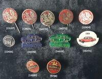 VAUXHALL Abzeichen Anstecknadel/n stick pin badge/s 1950s/60s AUSSUCHEN