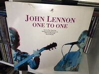JOHN LENNON ONE TO ONE RARE LASERDISC 1992 SIGILLATO/SEALED