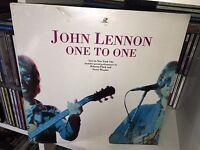 JOHN LENNON ONE TO ONE RARE LASERDISC 1992 SIGILLATO/SEALED