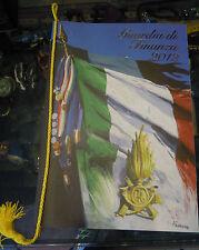 CALENDARIO DELLA GUARDIA DI FINANZA - ANNO 2012 - COME NUOVO -  LN-2/1